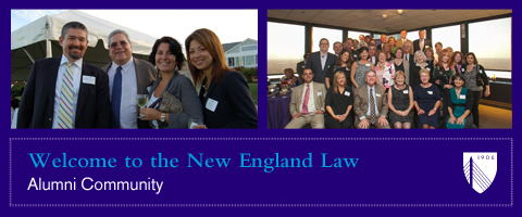 Welcome to the New England Law Community
